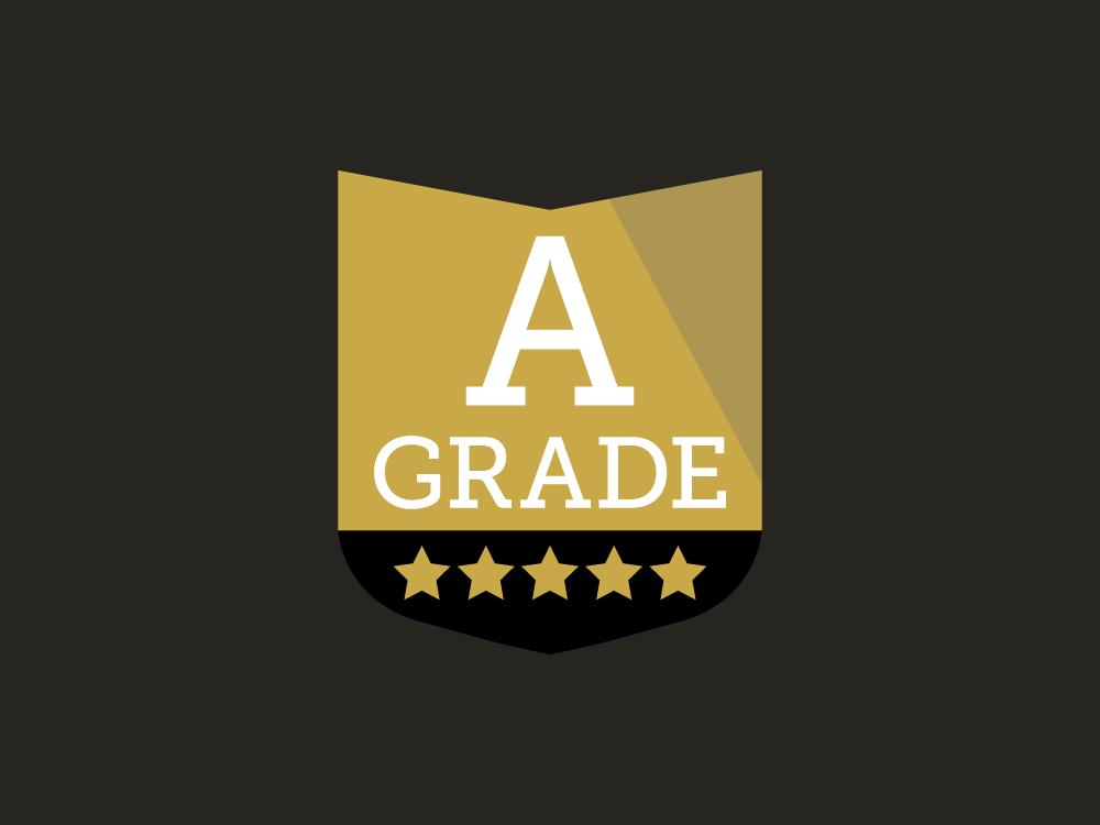 A Grade
